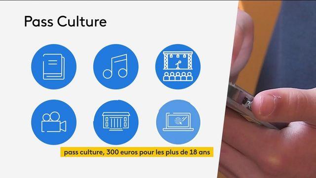 Pass culture : Emmanuel Macron annonce la généralisation du dispositif à tous les Français de 18 ans