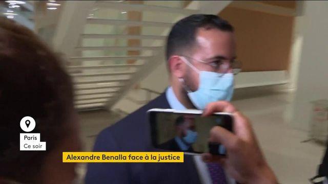 Affaire Alexandre Benalla : le procès de l'ancien collaborateur de l'Élysée a débuté