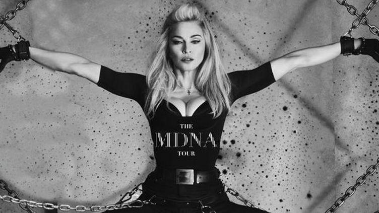 Le concert de Madonna à suivre en direct sur Youtube  (DR)