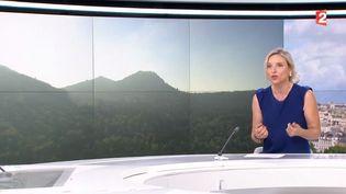 En direct sur le plateau de France 2, Valérie Heurtel explique comment se gagne ou se perd le précieux label (FRANCE 2)