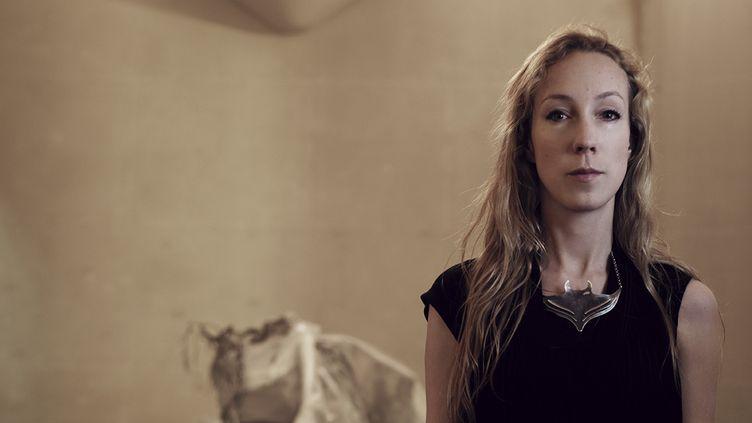 La créatrice Iris Van Herpen  (Jean Baptiste Mondino)