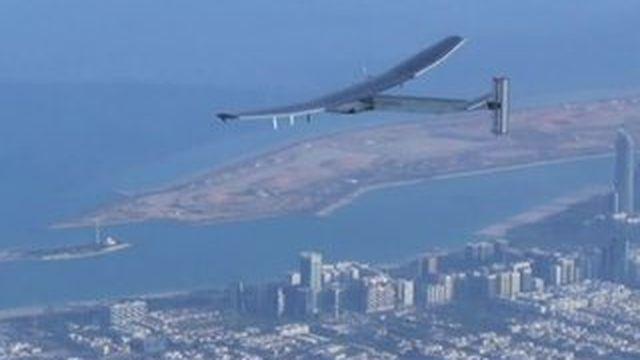 Solar Impulse s'offre le nouveau record de vol en solitaire