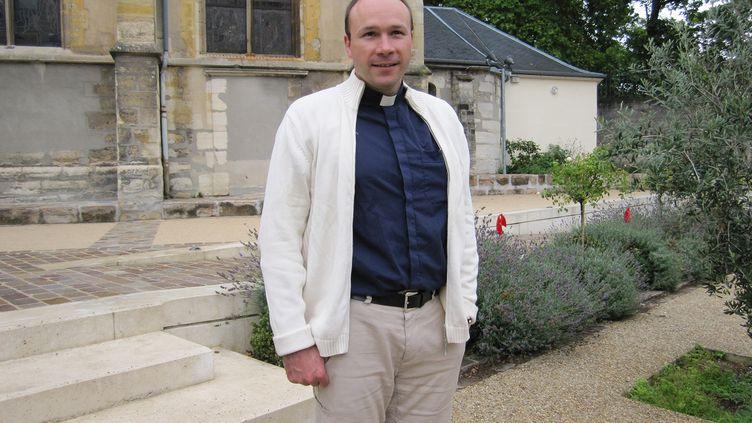 Georges Vandenbeusch, le 21 juillet 2011 à Sceaux (Hauts-de-Seine). (VILLE DE SCEAUX / AFP)