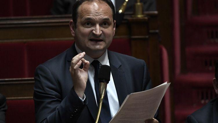 Régis Juanico, député Génération.s de la Loire (STEPHANE DE SAKUTIN / AFP)