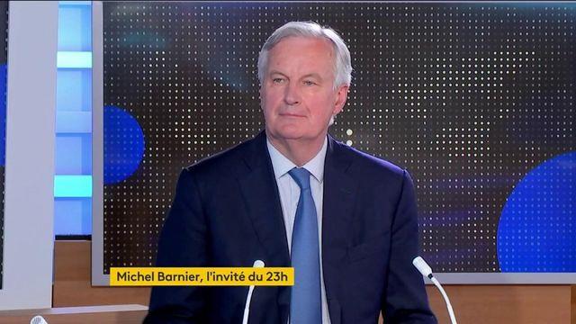 """Michel Barnier signe """"La grande illusion"""", un journal secret du Brexit"""