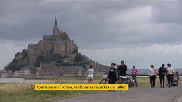 Vacances : les bonnes recettes du tourisme en France au mois de juillet