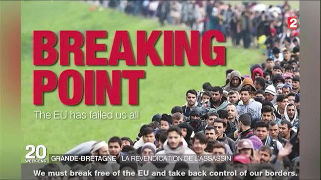 Meurtre de Joe Cox : la conséquence d'une campagne pro-Brexit violente ?