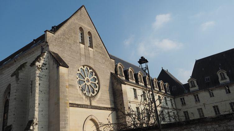 Le conservatoire de musique de Tours, où un chef de coeur a été mis en examen pour viols et agressions sexuelles sur des mineurs. (GUILLAUME SOUVANT / AFP)