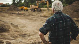 Photo d'illustration. Les vendeurs de terrain à bâtir paieront bientôt moins d'impôt. (MAXPPP)