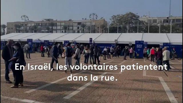 Vaccin : la France en retard