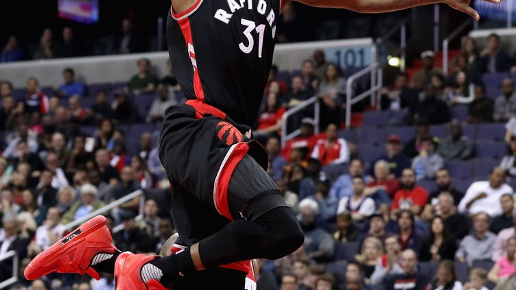 Terence Ross (Toronto Raptors) (ROB CARR / GETTY IMAGES NORTH AMERICA)