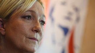 Marine Le Pen, le 13 juillet 2015. (LOIC VENANCE / AFP)