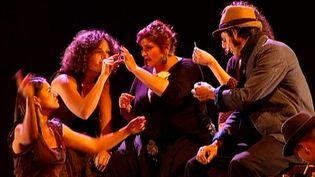 Carmen, la force des signes  (France2/culturebox)