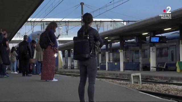 Trains du quotidien : retour progressif à la normale