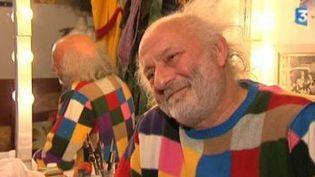 Slava Polunin parle de Snowshow, son spectacle au théâtre Montfort  (Culturebox)