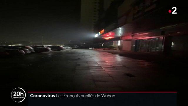 Coronavirus : un Français bloqué à 250 km de Wuhan