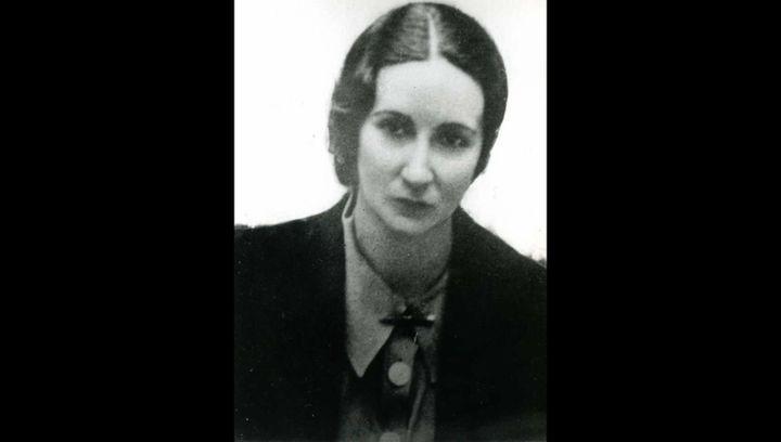 Marie Raynoard, résistante iséroise (Domaine public)