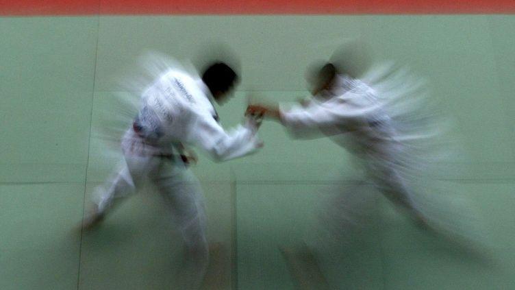 Un ancien cadre de la fédération française de judo est soupçonné de viol aggravé sur une mineure de moins de 15 ans. (MARTIN BUREAU / AFP)