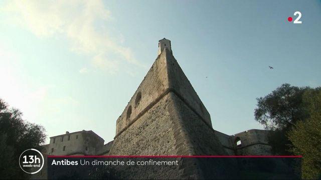 Confinement à Antibes : profiter du dimanche pour découvrir Le Fort Carré