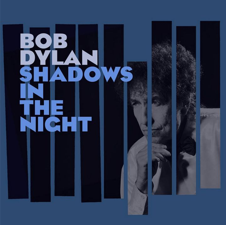 "La pochette de ""Shadows in the Night"" de Bob Dylan.  (Columbia)"