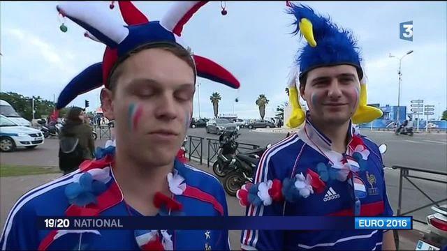 Euro 2016 : les Français optimistes pour les Bleus contre l'Albanie