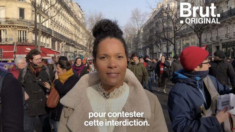 VIDEO. Objets autorisés, droits face à la police… ce qu'il faut savoir avant de manifester (BRUT)