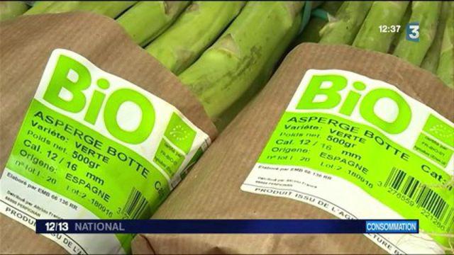 Économie : le succès fulgurant du marché du bio