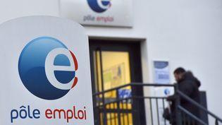 Une agence Pôle emploi. (LOIC VENANCE / AFP)