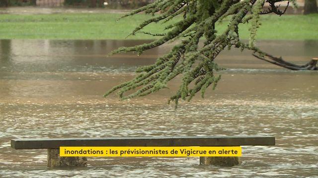 inondations : les prévisionnistes de Vigicrue en alerte