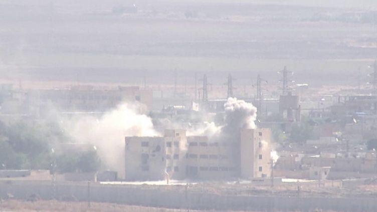 Syrie : « il y a une vraie volonté de cibler les structures médicales »