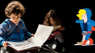 Le salon du livre et de la presse Jeunesse de Montreuil, du 27 novembre au 2 décembre 2013  ( Éric Garault / SLPJ 2012)