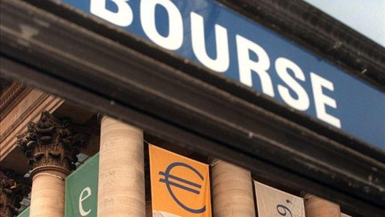 Les valeurs bancaires européennes ont joué jeudi aux montagnes russes avant de clôturer en net rebond. (AFP - Joel Saget)