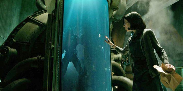 """Sally Hawkins dans """"La Forme de l'eau"""" de Guillermo del Toro  (Twentieth Century Fox France)"""