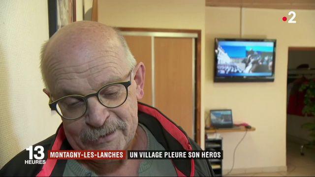 Haute-Savoie : émotion dans le village d'Alain Bertoncello