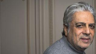 Enrico Macias, el 13 novembre 2012, à Paris  (FRED DUFOUR / AFP)
