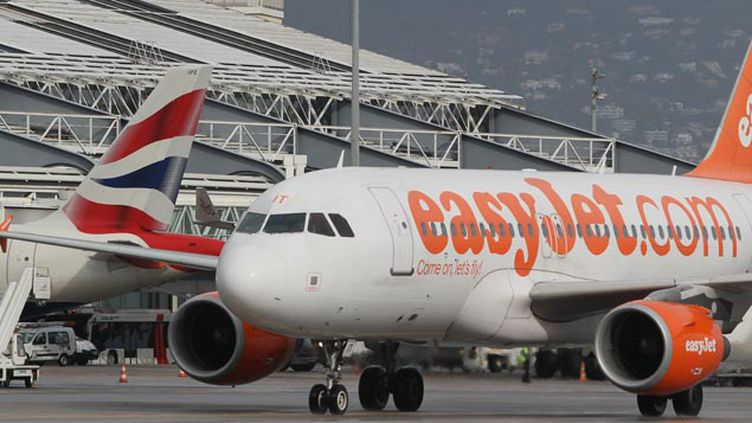(68 vols annulés ce jeudi chez easyJet © MaxPPP)