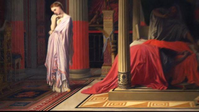Numérisation d'un tableau du château de Chantilly