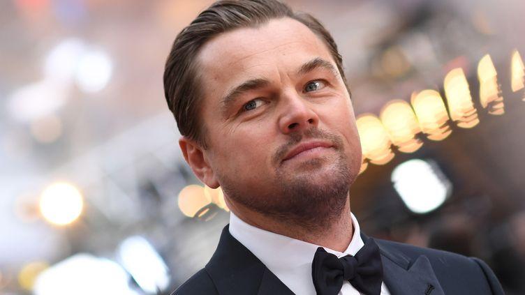Leonardo DiCaprio le 9 février 2020 à Hollywood, à la cérémonie des Oscars (VALERIE MACON / AFP)