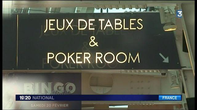 Braquage au casino d'Aix-en-Provence devant 700 personnes