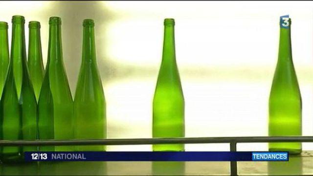 Nantes : une association relance la consigne de bouteilles