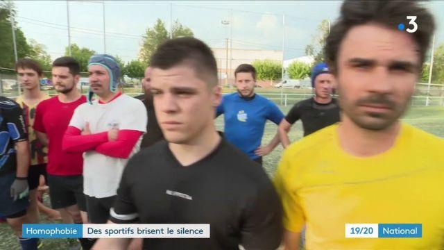 Homophobie : des sportifs brisent le silence