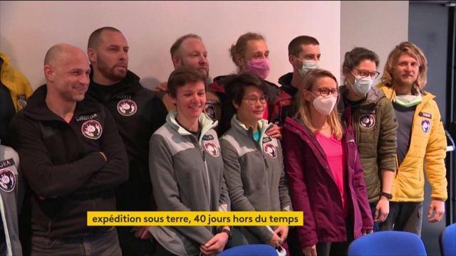 Ariège : 15 Français confinés dans une grotte pendant 40 jours