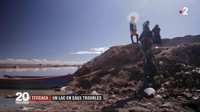 Bolivie : le lac Titicaca en eaux troubles