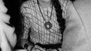 Madeleine Riffaud, le 1er Décembre 1968. (KEYSTONE-FRANCE / GAMMA-KEYSTONE)