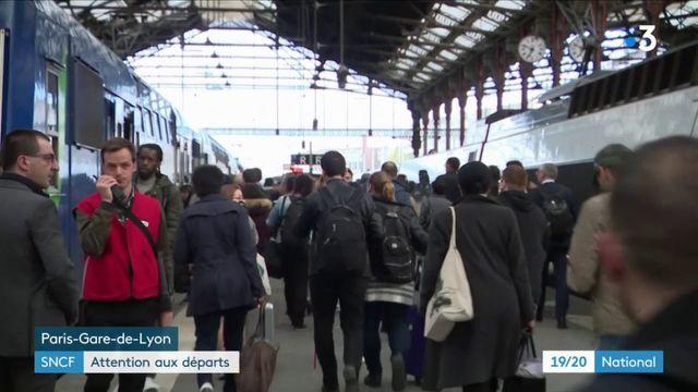 Grève de la SNCF : circulation partielle sur les rails ce week-end