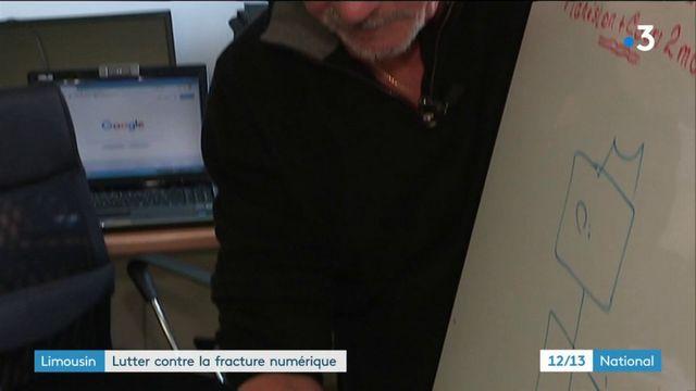 Haute-Vienne : lutter contre la fracture numérique