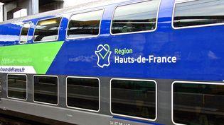 Un TER des Hauts-de-France, en novembre 2017. (MAXPPP)