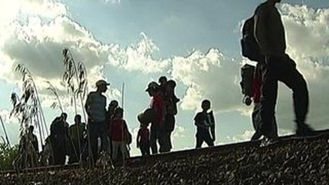 Migrants : retour sur une semaine éprouvante
