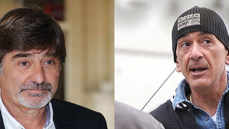 Gilles Bénichou, le principal corrupteur de Michel Neyret,a étéarrêté par la police marocainejeudi 16 août 2018. (JACQUES DEMARTHON / AFP / JOEL PHILIPPON / MAXPPP)