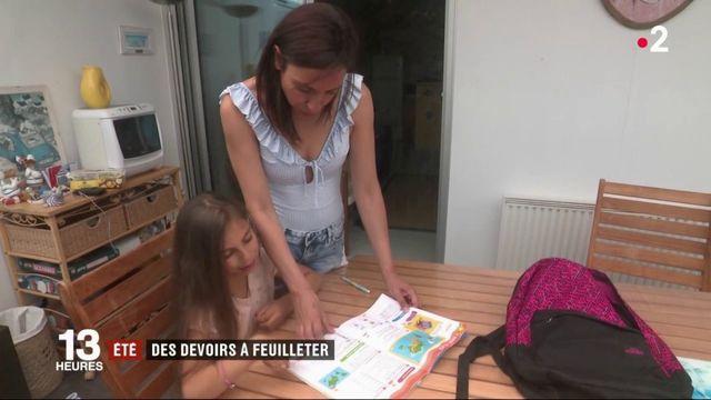 Vacances : des devoirs pour les écoliers, même en été